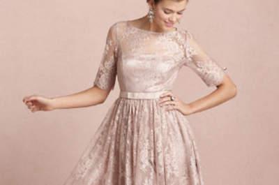 Kleider aus Spitze – der Trend 2013 für Hochzeitsgäste