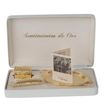 Coppel Arras de Chapa de Oro 14K Horoz $1,299