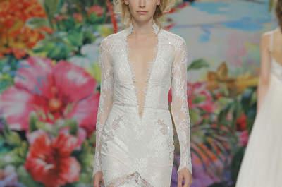 Einblicke in Brautmode für große Frauen 2017: Finden Sie unter 35 Modellen Ihren Favoriten!