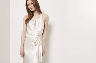 Vestidos de noiva para um casamento civil: modelos que não pode perder!