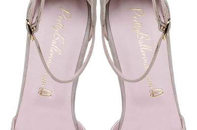 5 Sapatos de noiva rasos 2017: Diga adeus aos saltos altos e arrase!
