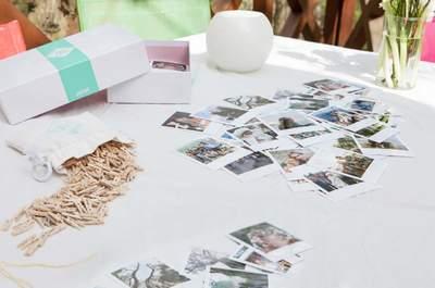 Gana una Wedding Box con Cheerz y Zankyou y personaliza cada rincón con vuestras fotos