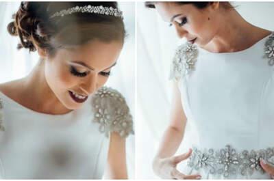 Para cada estilo de noiva e casamento há um vestido ideal: encontre o seu e aposte nos detalhes!