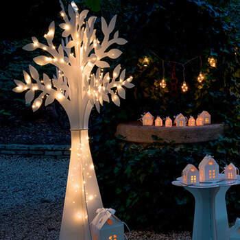 Árbol Decorativo Grande 2 unidades- Compra en The Wedding Shop