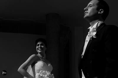 Concurso mejor fotografía de bodas 2012 México