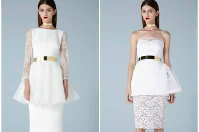 Da sinistra, i modelli  - Suzanne Ermann 2014