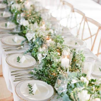 Decoración de boda con velas: ¡Un toque romántico para tu gran día!