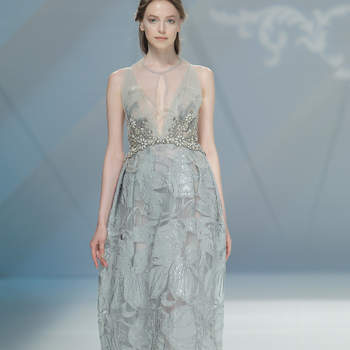 Marco y Maria. Credits: Barcelona Bridal Fashion Week