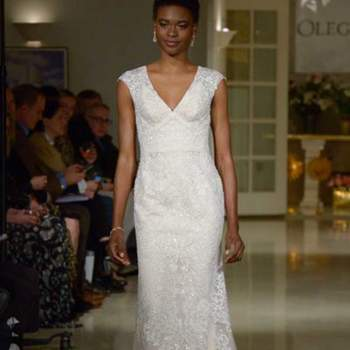 Créditos: Oleg Cassini | New York Bridal Week