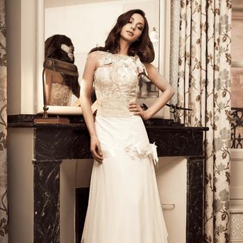 Robe de mariée Elsa Gary 2013, modèle Bruant. Photo: Elsa Gary