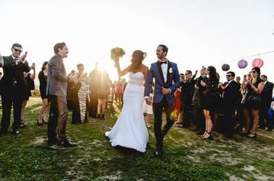 ¿Qué te disgusta de un matrimonio? Revisa los 35 detalles que todos los invitados odiamos en una boda