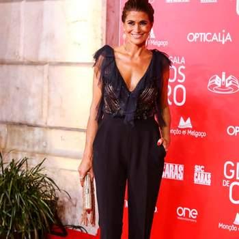 Liliana Campos vestida por Carlos Gil | Créditos: Nuno Pinto Fernandes © GLOBAL IMAGENS