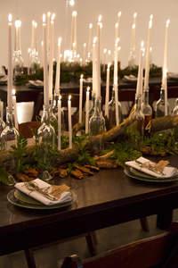 Jak z zużytych butelek i słoików stworzyć weselną dekorację?