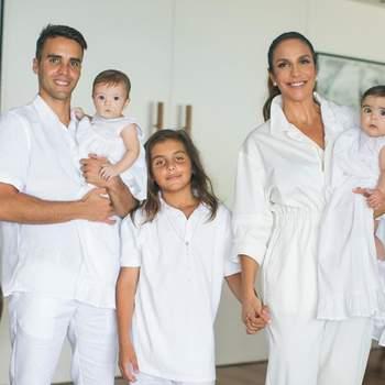 Helena e Marina foram os nomes escolhidos por Marcelo, filho mais velho da cantora com Daniel Cady. | Foto via IG @ivetesangalo
