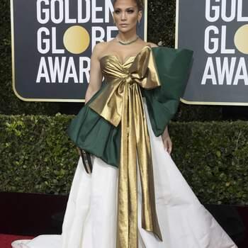 Jennifer Lopez veste Valentino | Créditos: Cordon Press