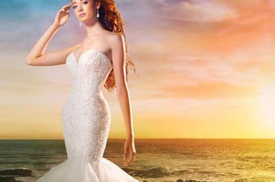 Robes de mariée Alfred Angelo 2017/2018 : une grande variété de robes de princesse