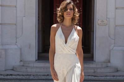Os 20 vestidos de noiva do desfile Gio Rodrigues Wedding 2017 que arrasaram!