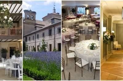 Las 11 fincas más bonitas para celebrar una boda en invierno en Madrid