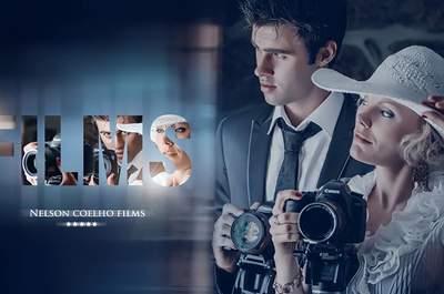 O seu vídeo de casamento digno de cinema com Nelson Coelho Films