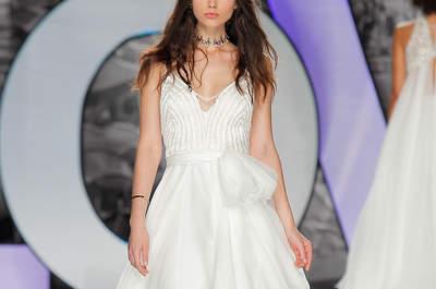 Vestidos de noiva com laços: romance levado ao extremo!