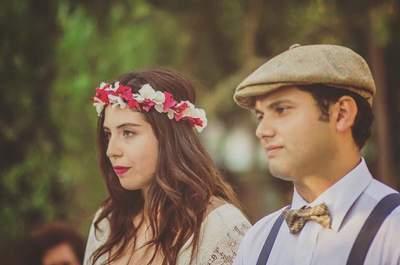 Tocados para novia en Santiago: las 10 mejores tiendas para tu matrimonio