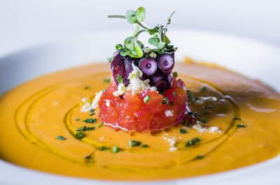 Conquista a los invitados en tu boda con estos cinco platos refrescantes