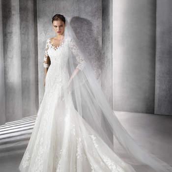 e5df89ca7f04 50 abiti da sposa St. Patrick 2016  quale modello sceglierai