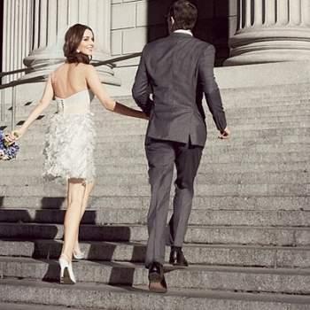 Photo: Tom Corbett for Brides Magazine
