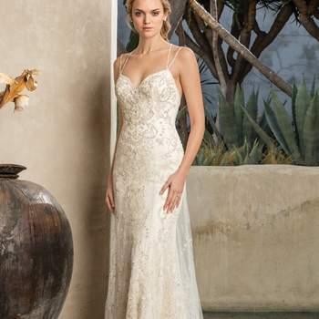 Style 2295 Jade. Credits: Casablanca Bridal