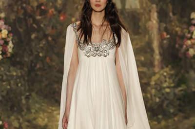 Vous êtes enceinte ? Découvrez les 40 robes de mariée 2016 qui vous sublimeront