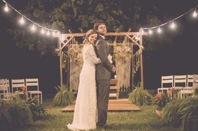 Como personalizar o seu casamento civil: cada detalhe com o seu estilo!