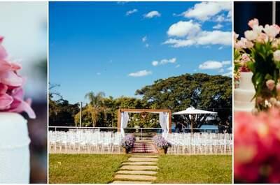 Marina & Rafael: casamento ao ar livre, alegre e contagiante às margens da Lagoa da Pampulha em BH!