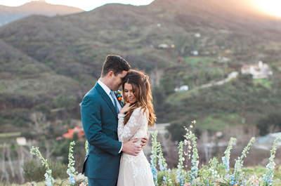 De perfecte ideeën voor een bruiloft in de stijl boho-chic: laat je inspireren!