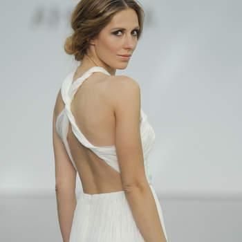 Más de 40 vestidos de novia para mujeres con poco pecho, ¡escoge el ideal para ti!