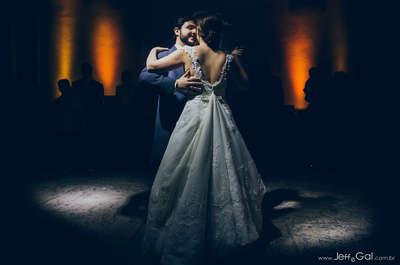 Casamento clássico com decoração boho chic de Fernanda & Felipe no Pateo do Collegio