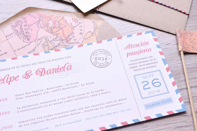 30 Incredible invitation ideas for your 2016 wedding, the first impression always makes a lasting impression.