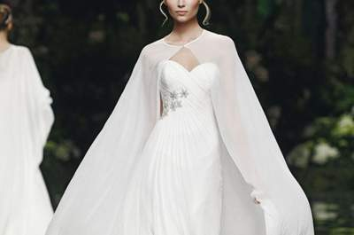 Pronovias Bridal Collection Fall/Winter 2013