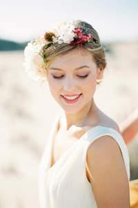Maquillaje de novia de día 2017