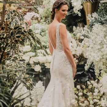 Styled bride look: ontdek de uiteenlopende mogelijkheden voor jouw look op de grote dag! | Foto: Beyoutiful Fotografie