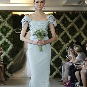 Segundo a tradição uma noiva deve levar algo azul, selecionamos algumas opções de acessórios azuis e vestidos de noiva em tons de azul para te inspirar.