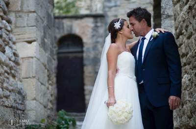Real Wedding France avec Label'Emotion Provence