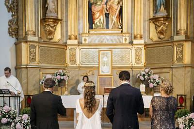 El camino es más divertido si lo recorremos juntos: la boda de María y Alfredo