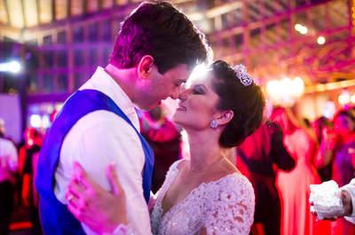 Casamento clássico e contemporâneo de Mirelle & Rogerio: com visual LINDO da serra capixaba!