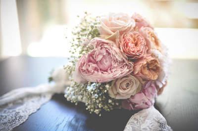 Conoce los ramos de novia 2017. ¡Los mejores complementos para tu camino al altar!