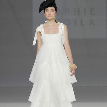 Sophie et Voilà. Credits: Barcelona Fashion Week