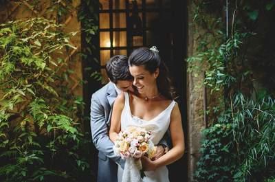 Chic et élégance sur la French Riviera avec le mariage glamourissime d'Ed et Jess