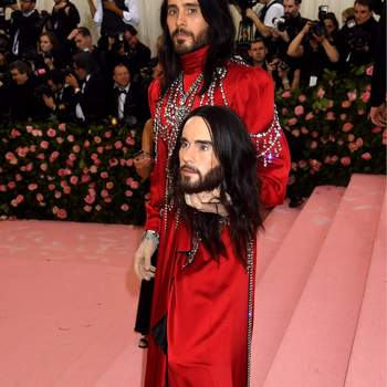Jared Leto de Gucci. Credits: Cordon Press