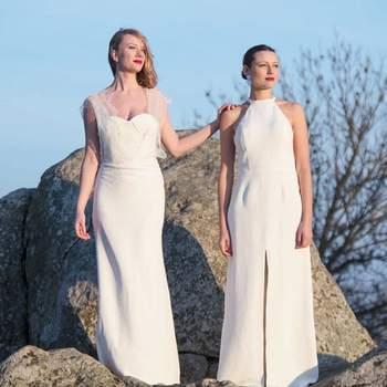 Photo : Maison Maelia - robes Armelle et Olivia