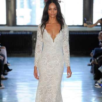 Credits: New York Bridal Week