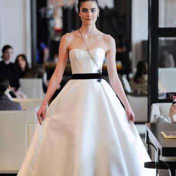 Créditos: Ines di Santo, Bridal Spring 2020, New York, April 2019